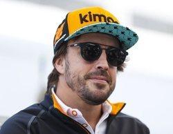 """Fernando Alonso: """"Espero que mañana podamos ser más competitivos"""""""