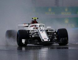 Imposible sesión de Libres 3 en el GP Francia 2018