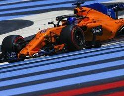 """Fernando Alonso: """"Simplemente no pudimos hacer un tiempo que nos permitiera entrar en Q2"""""""