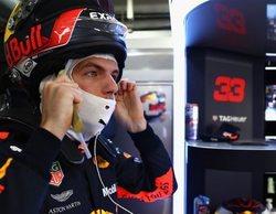 """Max Verstappen: """"Mi ritmo de carrera parece bueno, pero también lo parece el de otros pilotos"""""""