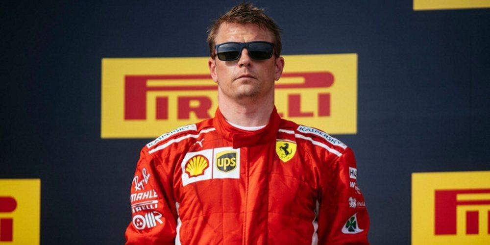 Desde la WRC abren la puerta un posible regreso de Kimi Räikkönen a los rallies