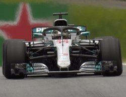 Lewis Hamilton lidera la primera sesión de Libres del GP de Austria