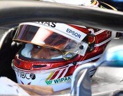 """Lewis Hamilton: """"Será un fin de semana ajustado porque los Ferrari son realmente rápidos"""""""
