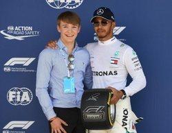 """Lewis Hamilton: """"La salida y la gestión de los neumáticos serán las claves para la carrera"""""""