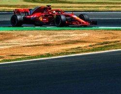 """Sebastian Vettel roza la pole: """"La diferencia con Hamilton fue de menos de una décima"""""""