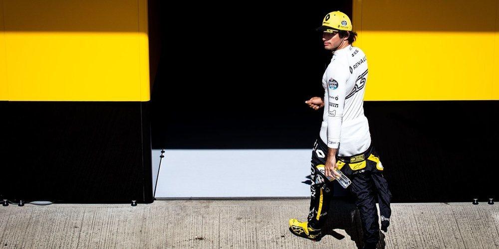 """Carlos Sainz: """"Estoy disgustado, pero creo que he hecho una buena carrera hoy"""""""
