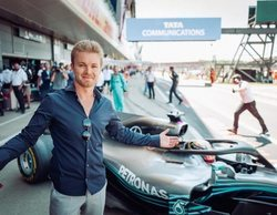 """Nico Rosberg: """"Estratégicamente es quizá la temporada más floja hasta ahora para Mercedes"""""""