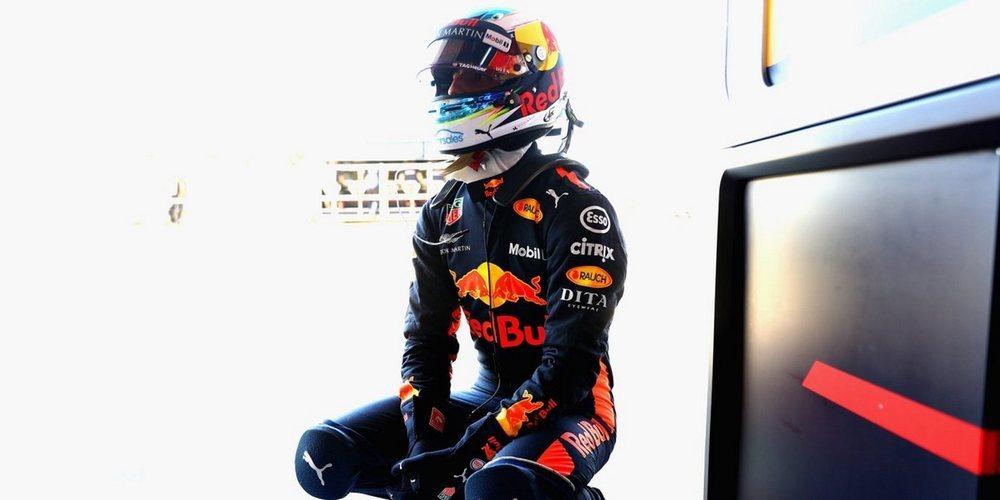 """Daniel Ricciardo: """"Ahora mismo es difícil convencerme de que otra opción es mejor que Red Bull"""""""