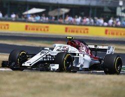 """Leclerc: """"Es una pena que haya tenido que retirarme, la salida fue emocionante"""""""
