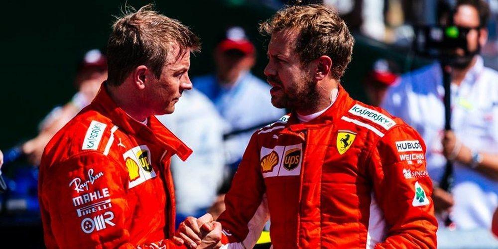 """Sebastian Vettel: """"Decir, soy un piloto de Fórmula 1, no me define como persona"""""""
