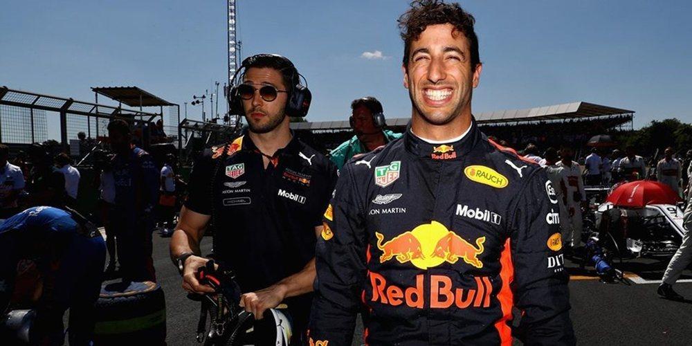 Jenson Button no tiene ninguna duda: Daniel Ricciardo debe continuar en Red Bull