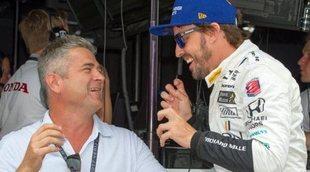 La capacidad de autocrítica, seña de identidad en la nueva etapa de McLaren, según Gil de Ferran