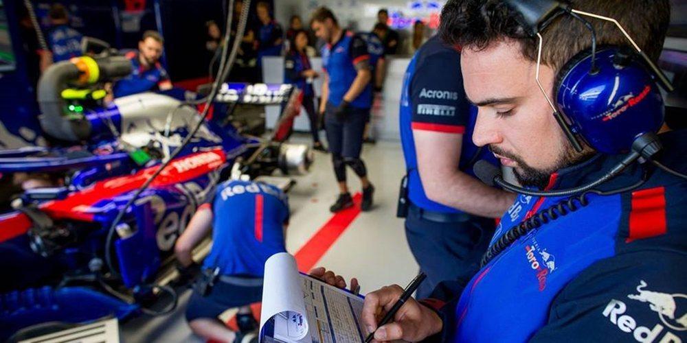 """James Key, ingeniero de Toro Rosso: """"A día de hoy, el equipo está frustrado"""""""