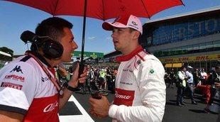 """Leclerc, sobre su posible marcha a Ferrari: """"No me favorece pensar en lo que pueda ocurrir en 2019"""""""