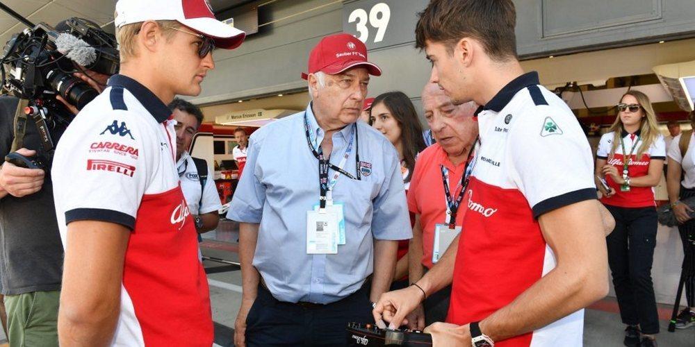"""Charles Leclerc, de Hockenheim: """"Es fantástico volver a tener el GP de Alemania en el calendario"""""""