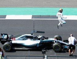 OFICIAL: Lewis Hamilton y Mercedes acuerdan prolongar su alianza hasta finales 2020