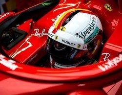 """Sebastian Vettel: """"Probamos un poco de todo y el coche ha funcionado bastante bien"""""""