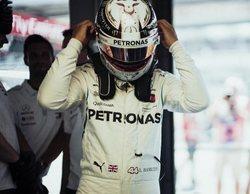 """Lewis Hamilton: """"Hemos completado todo el programa que teníamos preparado para hoy"""""""