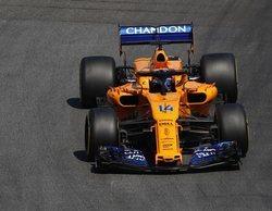 """Fernando Alonso: """"Es un problema que ganes o pierdas posiciones por dos ó tres décimas"""""""