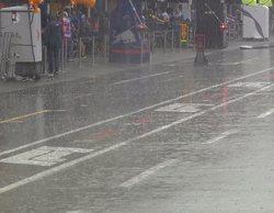 Charles Leclerc lidera los lluviosos y monótonos Libres 3 del GP de Alemania 2018