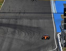 """Alonso: """"Con mejor estrategia con los neumáticos y menos blistering esperemos puntuar"""""""