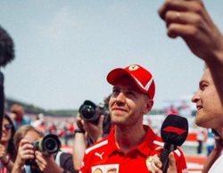 """Nico Rosberg, sobre Vettel: """"Él estaba haciendo su carrera y la echó a perder totalmente"""""""
