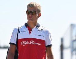 """Marcus Ericsson: """"Tengo que demostrar aún más para continuar en Fórmula 1"""""""