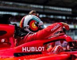 """Verstappen apoya a Vettel tras su error en Alemania: """"Estas cosas pueden pasar"""""""