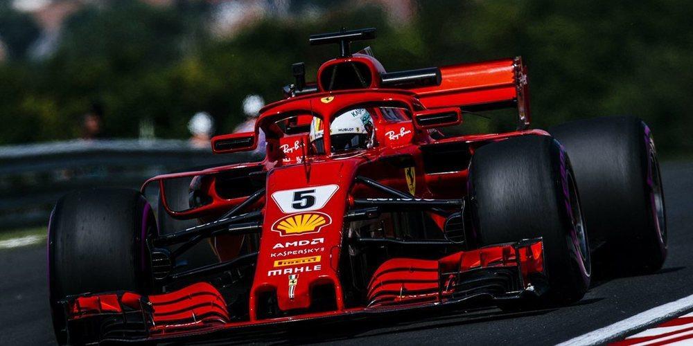 Lewis Hamilton logra la 'pole' en Hungría
