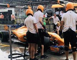 """Fernando Alonso: """"Haciendo una buena salida podemos tener opciones de puntuar"""""""