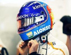"""Fernando Alonso: """"Hoy podría haber sido un domingo perfecto para nosotros"""""""