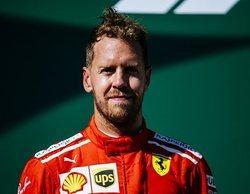"""Sebastian Vettel: """"La segunda posición es el mejor resultado que podía lograr hoy"""""""