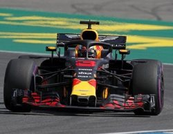 """Daniel Ricciardo: """"Feliz por una carrera que aproveché al máximo"""""""