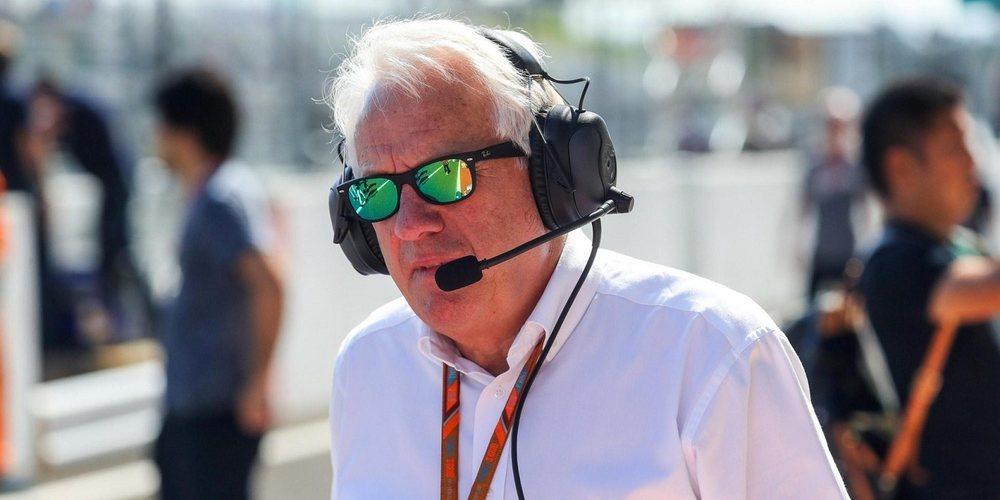 Charlie Whiting, sobre cambios en la distribución de DRS para el GP de Bélgica 2018