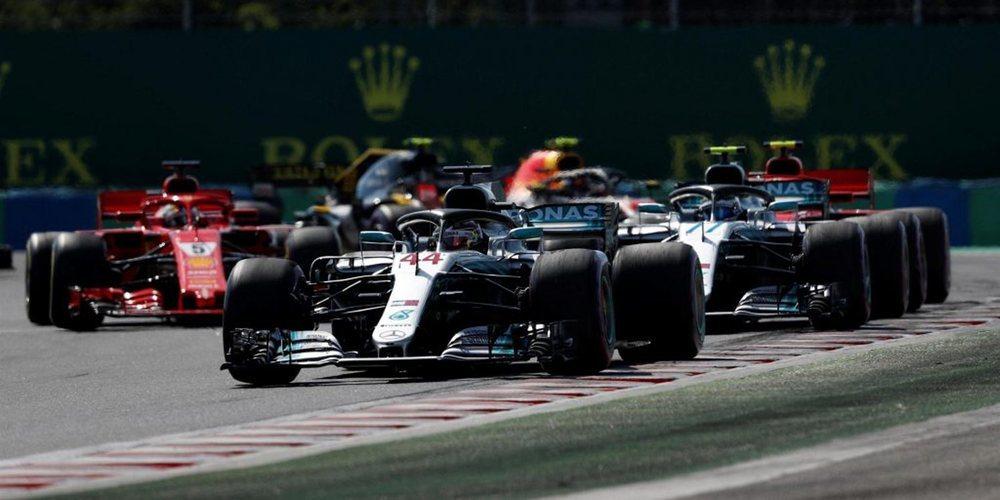 Pirelli analiza los datos estadísticos de la carrera del Gran Premio de Hungría 2018