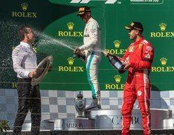 "Mika Häkkinen: ""Vettel tiene un pilotaje agresivo, pero Hamilton arriesga mucho más"""