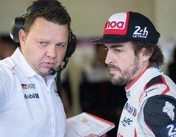 Fernando Alonso estaría encantado de competir en la IndyCar, según Zak Brown