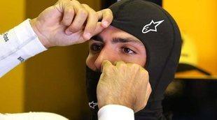 """Carlos Sainz: """"La confianza en mí mismo me dice que puedo superar a cualquier piloto en pista"""""""