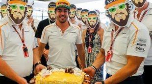 """Fernando Alonso, tras ahondar en los problemas de McLaren: """"Veo un futuro más claro y brillante"""""""
