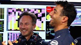 """Horner, tras el fichaje de Ricciardo por Renault: """"Es difícil de entender, pero tiene sus razones"""""""