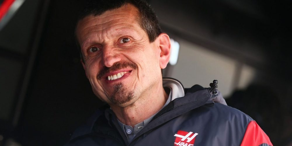 """Guenther Steiner: """"El motor Ferrari ha superado al motor Mercedes"""""""