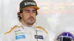 "Fernando Alonso califica como ""canción del verano"" a las críticas vertidas por Christian Horner"