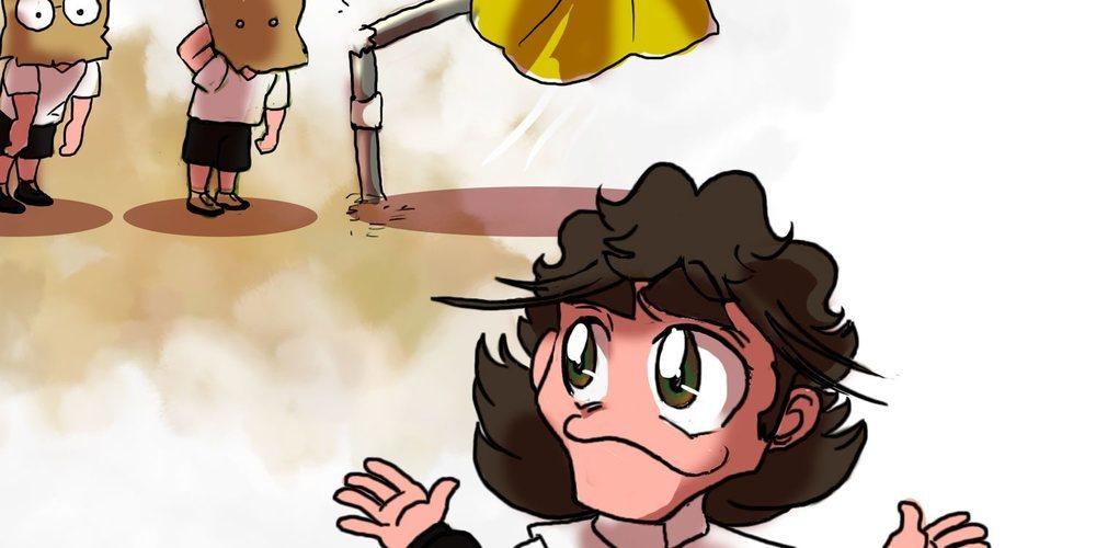 Los Chibis (254): ¡Bomba veraniega!