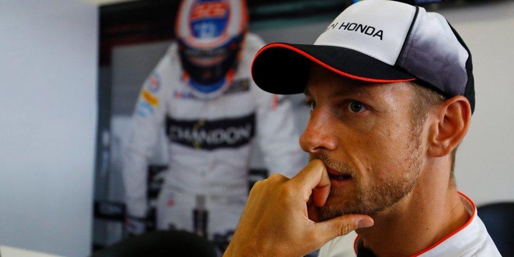 "Jenson Button: ""Si McLaren vuelve a ser competitiva, Fernando Alonso volverá a la Fórmula 1"""
