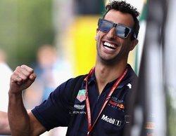 """Daniel Ricciardo, sobre Spa: """"Es una pista que te permite enmendar tus errores"""""""