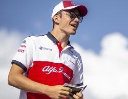 """Charles Leclerc, de Spa: """"Es genial estar de vuelta y en un circuito tan especial"""""""