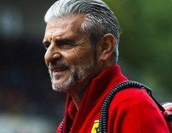 """Maurizio Arrivabene: """"Cuando les demos caza, pasaremos a dar los golpes que hemos recibido"""""""