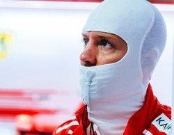 """Sebastian Vettel: """"Todavía no estoy del todo contento con el funcionamiento del coche"""""""