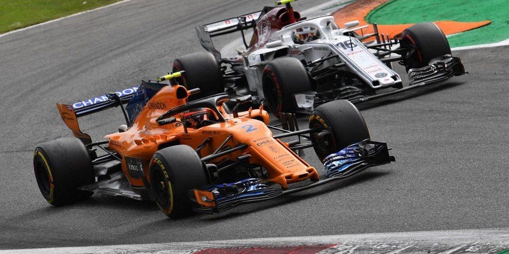 """Fernando Alonso: """"Una lástima; teníamos la posibilidad de sumar algunos puntos hoy"""""""