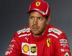 """Sebastian Vettel: """"Hay muchos puntos por recuperar en el campeonato"""""""